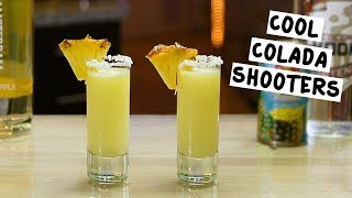 Cool Colada Shooters