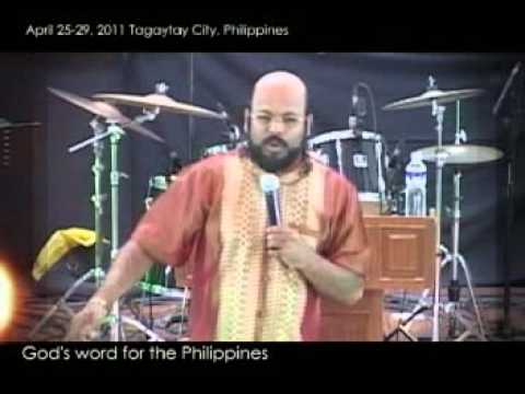 Dr. Jonathan David - Prophecy for the Philippines and Japan (April 2011)