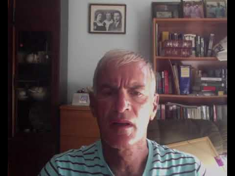 """Dr Norman Finkelstein calls out Margaret Hodge - """"You don't know what you are talking about"""""""