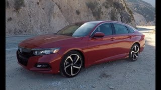 2018 Honda Accord Sport - (Zack) One Take