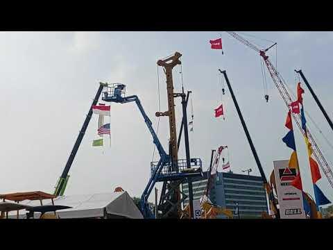 MINING EXPO 2019 DI J EXPO KAMAYORAN JAKARTA ...MANTAP