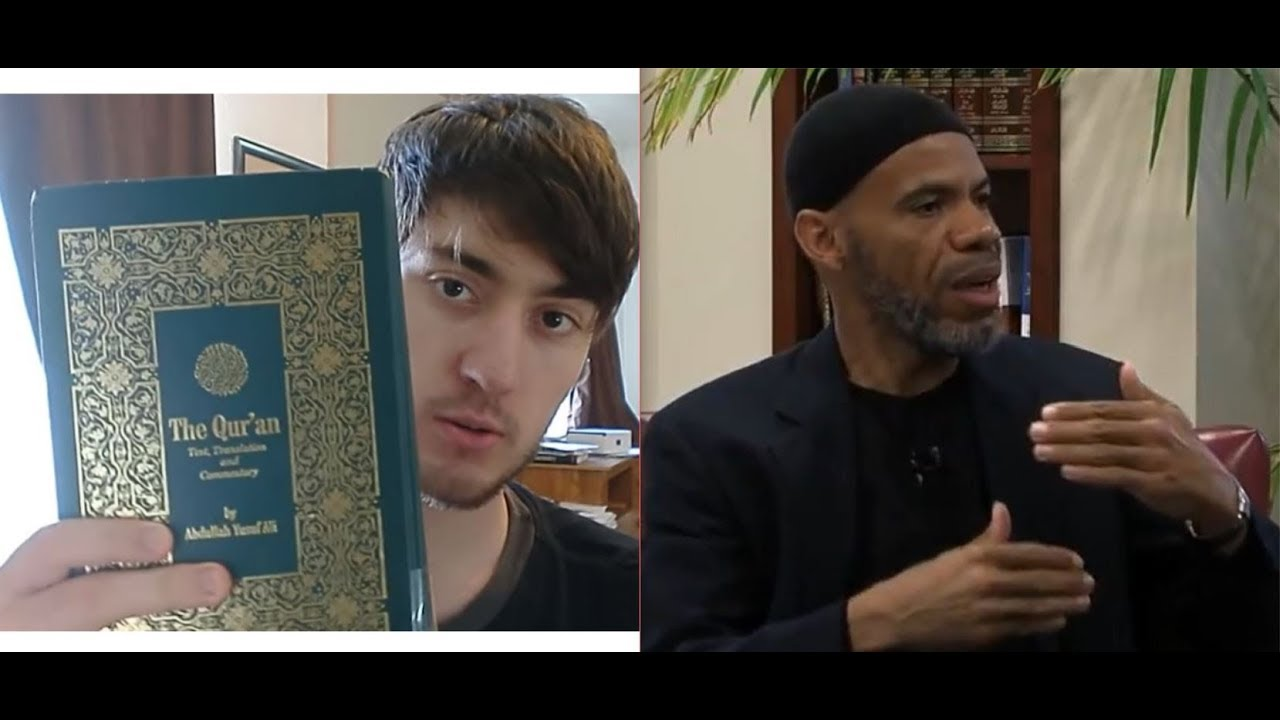 PEOPLE WHO STUDIED / BECAME MUSLIM PART 1 HOW AND WHY (  BE INSPIRED )