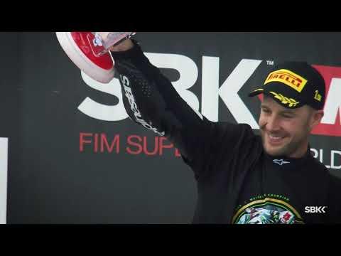 Jonathan Rea, World Superbike Champion 2019