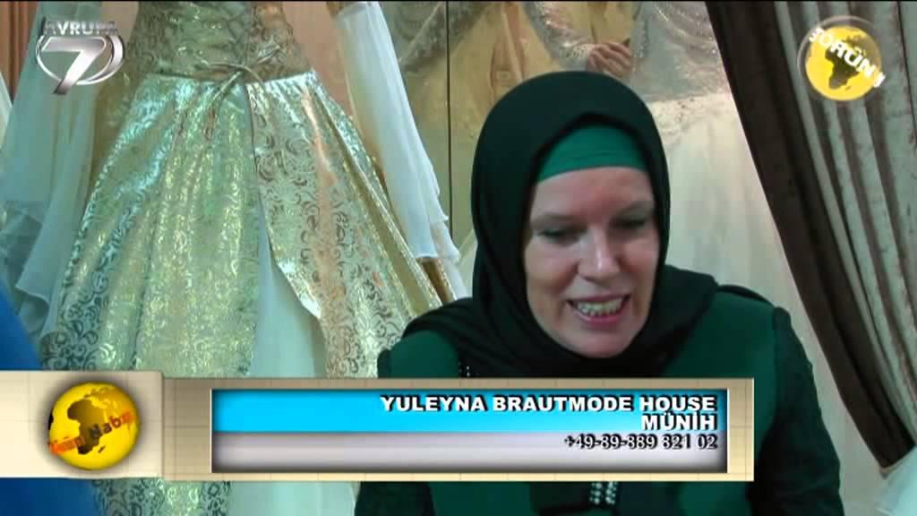 Yuleyna brautmode