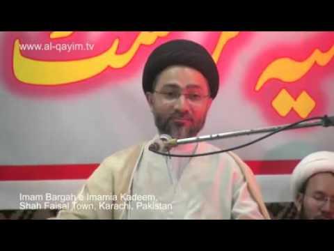 Azadari mein kami nahi hona chahiye - Allama Shahenshah Hussain Naqvi
