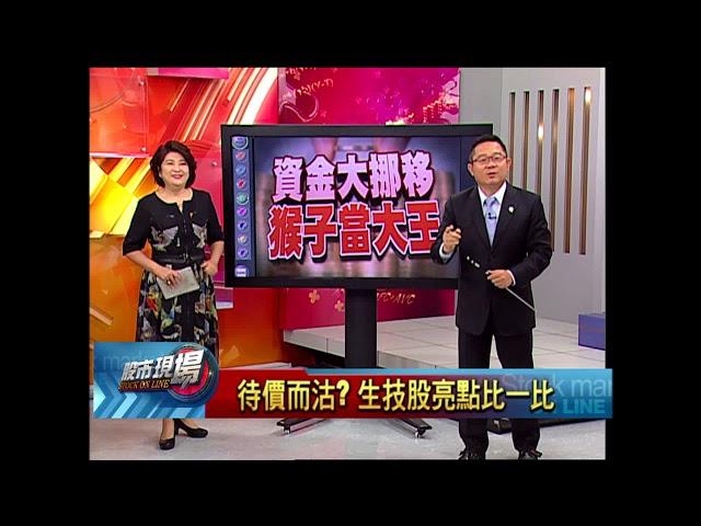 【股市現場-非凡商業台鄭明娟主持】20180423part.1(連乾文×陳威良)