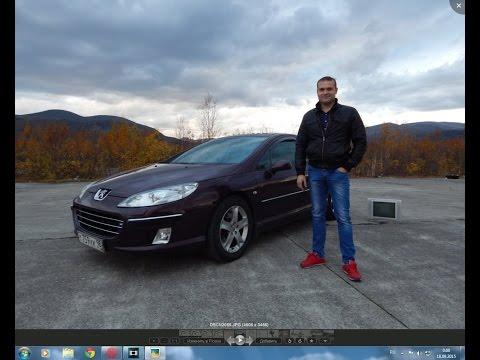Peugeot 407 2.2 18