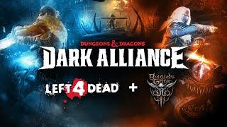 Left 4 Dead + Baldur's Gate = DnD Dark Alliance