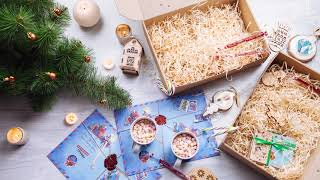 New Year boxes