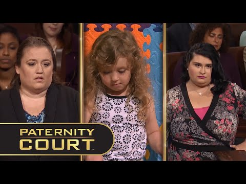 Woman Claiming Paternity for Deceased Mans Money? Full Episode  Paternity Court