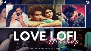 Love Lofi Mashup 2021 | Yash Visual x Aryan Kadivar | #AdhooraPyaar