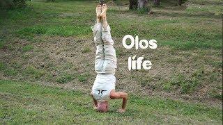 Olos life - Inversions - Energy increasing  (Yoga dinamico, esercizi per relax psico-fisico)