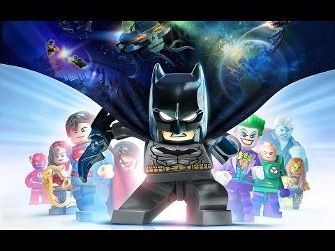 LEGO Batman: The Complete Saga (LEGO Batman 1, DC Super Heroes, Beyond Gotham) 1080p HD