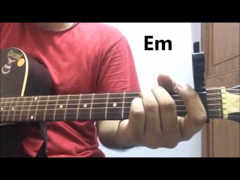 "Tum hi ho ""Aashiqui 2"" Guitar Lesson (Chords Tutorial)"