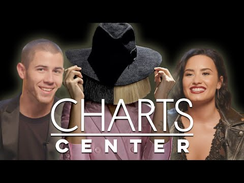 Billboard Charts Center: ft. Nick Jonas & Demi Lovato & Performance by Lukas Graham | Ep. 10