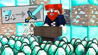64 DIAMANTEN = GOD SCHWERT - Minecraft EGGWARS