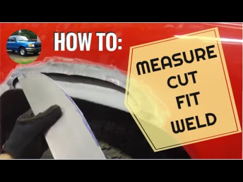 How to Measure, Cut, Fit & Weld Automotive Patch Panels
