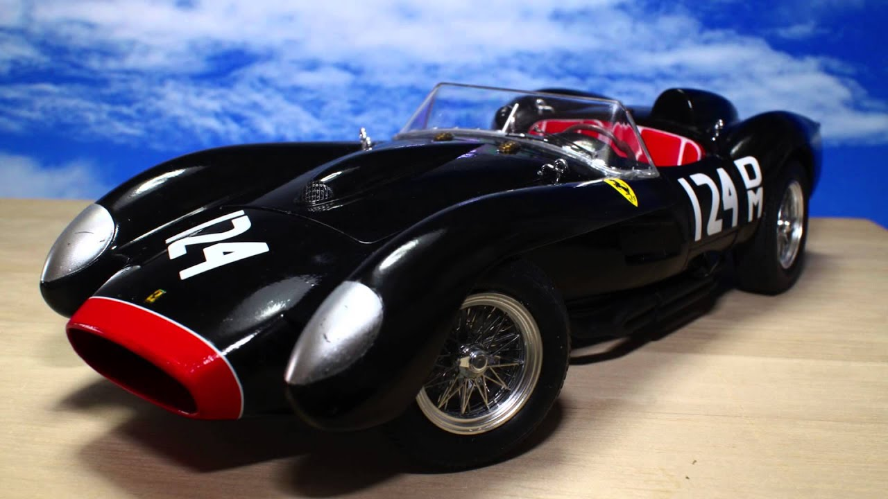 Ferrari 250 testa rossa chassis no 0714 tr hasegawa 124 youtube ferrari 250 testa rossa chassis no 0714 tr hasegawa 124 vanachro Image collections