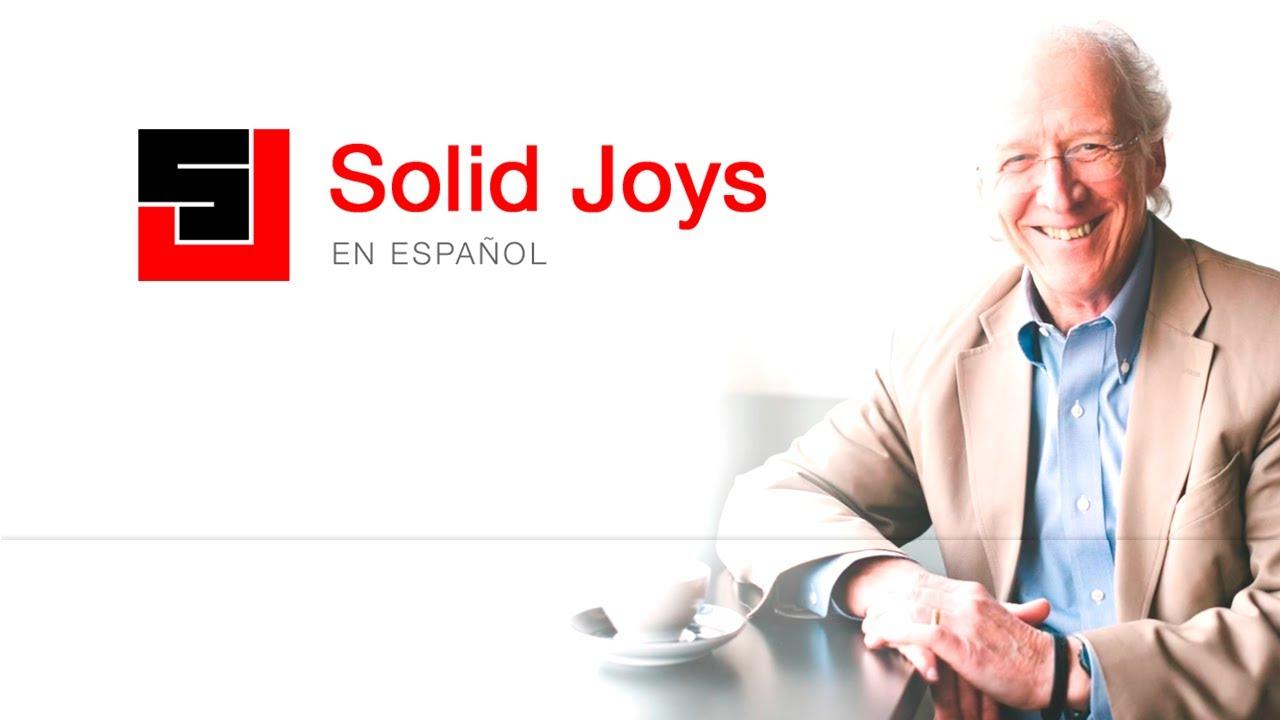 Solid Joys en Español - Julio 9 - Seis maneras en que Jesús combatió la depresión