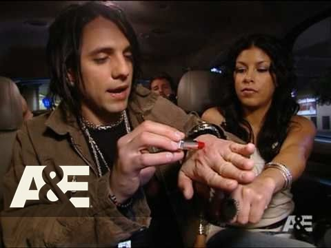 Criss Angel Mindfreak: Lipstick in Palm | A&E