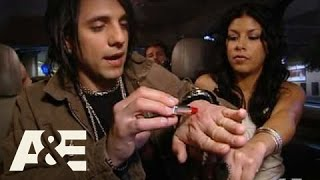 Criss Angel: Mindfreak - Lipstick in Palm