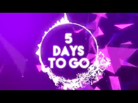 Cocktail Countdown 5 Days to Go - YouTube