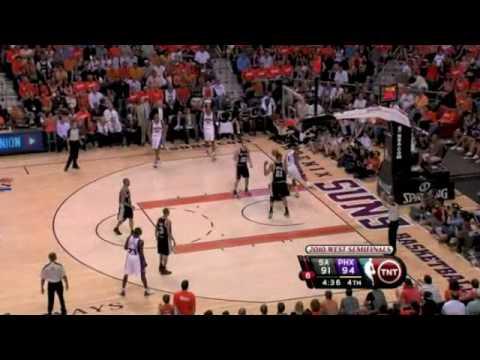 NBA Playoffs Spurs vs Suns Game 1 Recap 05/03/2010