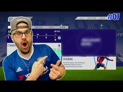 SIGNING THE BEST YOUNG PLAYER IN THE WORLD! - FIFA 18 CHELSEA CAREER MODE #07