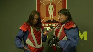 Rage Room Interview at Calgary's Thundrdome