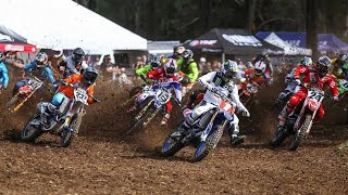 Aus ProMX, MX1 Rnd 1 Wonthaggi Vic - April 11, 2021