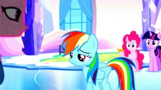 Rainbow Dash Is Just Another Victim Of The Bad Girls Club