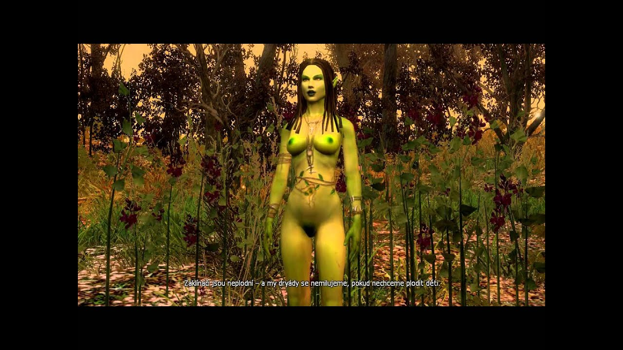 Nude images from the movie the druids