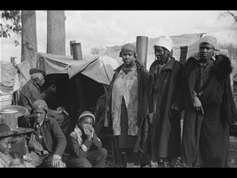 The Great Depression on emaze