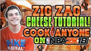 Video ZIG ZAG CHEESE TUTORIAL! INSANE GLITCH HOW TO COOK ANYONE IN NBA 2K18 😱 download MP3, 3GP, MP4, WEBM, AVI, FLV September 2017