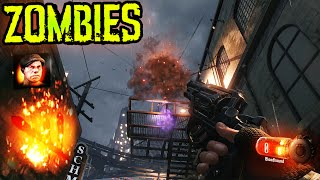 BLACK OPS 3 ZOMBIES SHADOWS OF EVIL EASTER EGG: SKIP ROUNDS! (CoD: BO3 Tutorial / Guide)