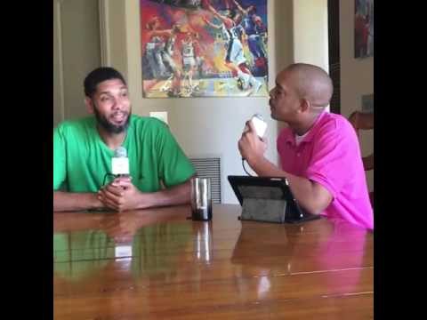Tim Duncan talks about his career & retirement