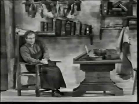Meistersinger, Schusterstube 1963, Greindl, Windgassen, Silja, Schippers