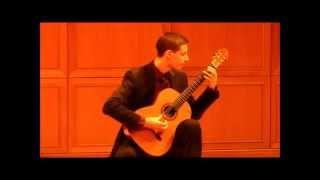 Benjamin Britten - Nocturnal after John Dowland - Nathan Cornelius