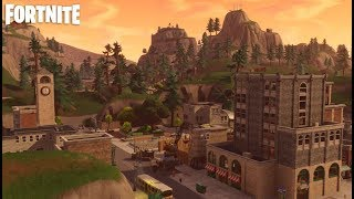 Fortnite-FREE TILTED TOWERS CINEMATICS (Cinematic Pack #2)