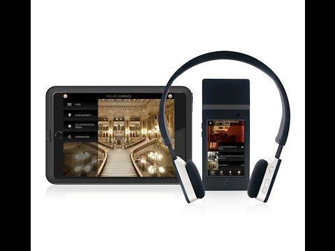 Visit Palais Garnier - Audioguide English