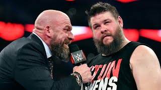 Ups & Downs From WWE RAW (Nov 18)