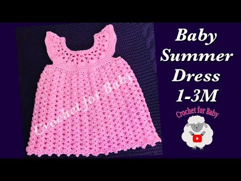 easy-crochet-baby-summer-dress-|-crochet-frocks-for-girls-|-newborn-baby-0-9m--crochet-for-baby-194