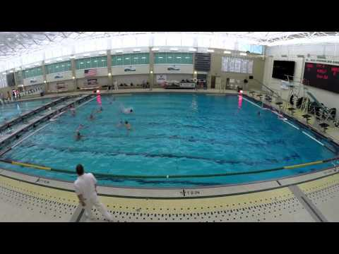 Stevenson vs Lyons Township Men's Water Polo 4/30/2016