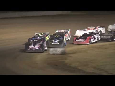 IMCA Late Model Iowa Donor Night feature Independence Motor Speedway 8/10/19