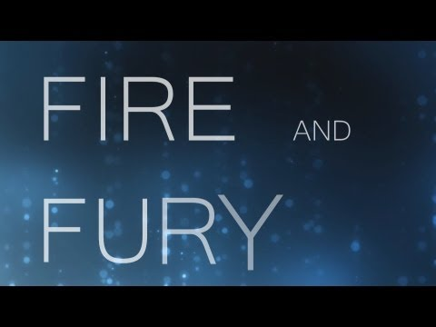 """Skillet """"Fire and Fury"""" (lyric video )"""