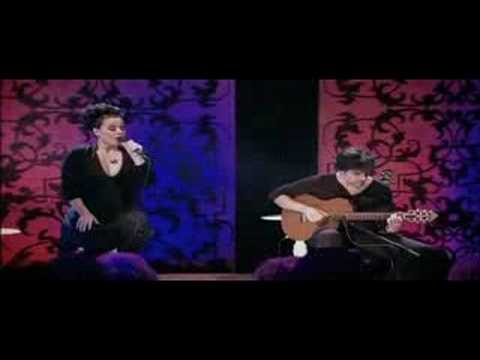 Trijntje Oosterhuis-That's what friends are for (unplugged)