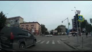 Авария на перекрестке ул. Гоголя и Советской