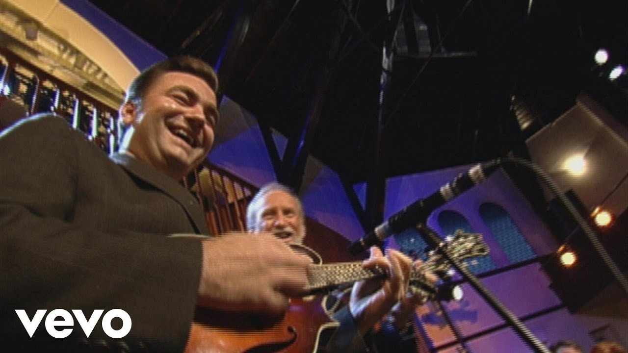 marty stuart del mccoury ricky skaggs bluegrass breakdown