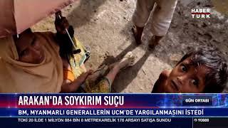 Arakan'da soykırım suçu