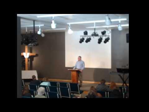 Pastor Chris Cooper 10/30/16